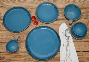 Blue Collection (Black Porcelain)