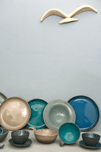 Color Forms Clay and Porcelain
