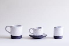 Cups Collection (Black Porcelain)