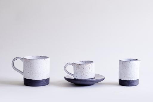 Porcelain-Coffee Cup-Espresso Cup-Milk Jug