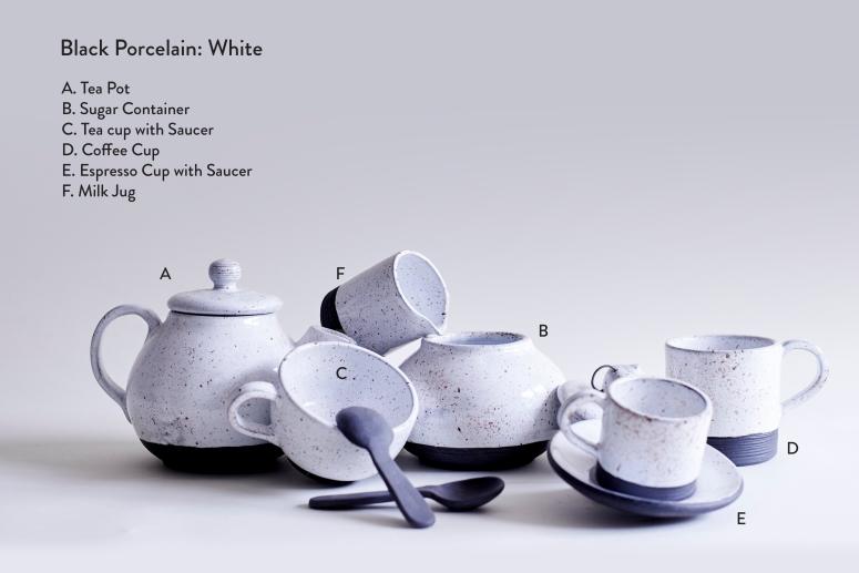 Porcelain-Goose Egg Cups & More