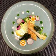 Green Dinner Plate 28cm