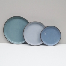 Green, Grey & Blue