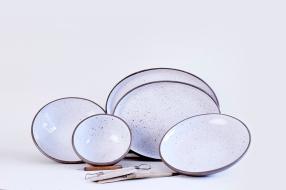 Goose Egg Ceramic Collection