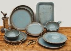 Grey Linen Collection