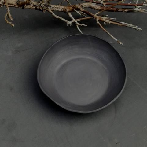 Black Porcelain Matte
