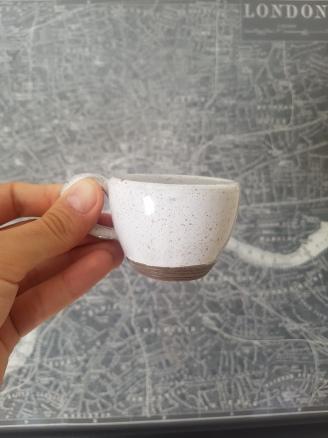 Goose Egg Espresso Cup